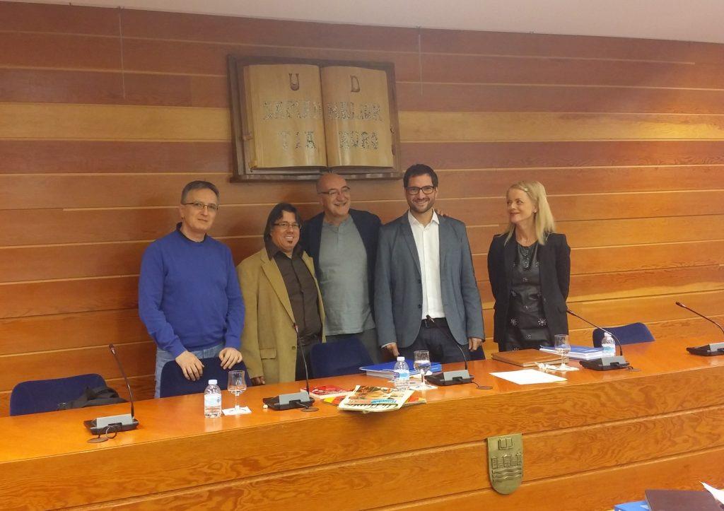 Defensa de la tesis doctoral de Asier Leoz