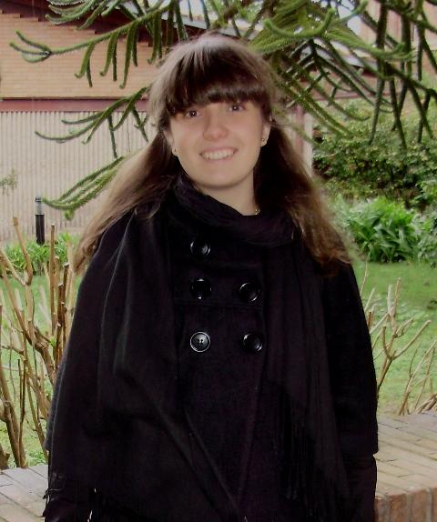 Ana Gastaminza se licenció en 2008 y ahora es la responsable de Dsyro