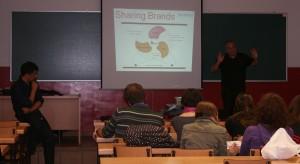 Sharing Brands. Profesionales de la comunicación